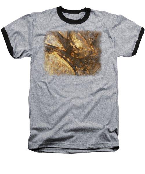 Crevasses Baseball T-Shirt