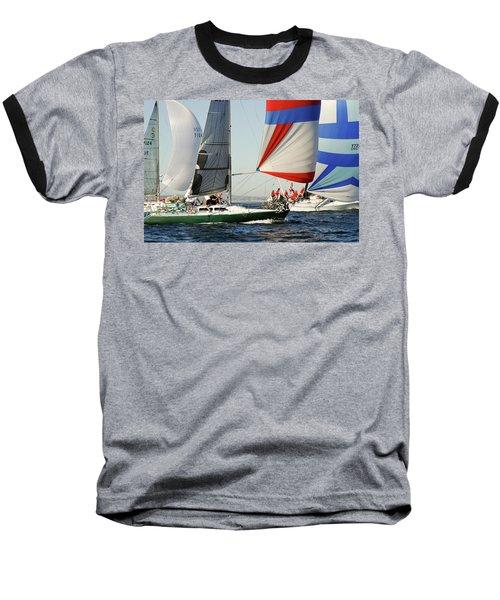 Crew Work Baseball T-Shirt