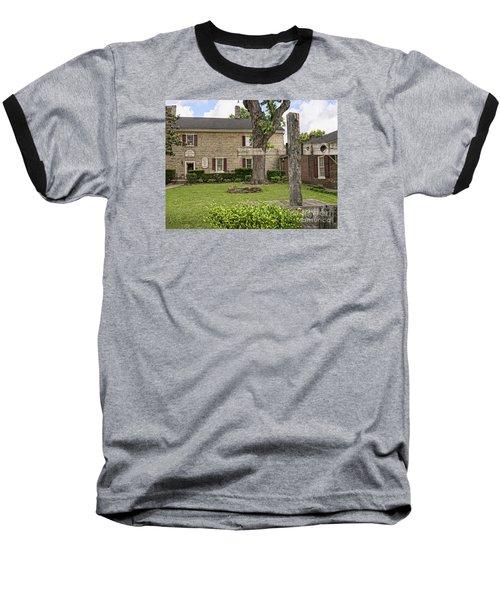 Crime And Punishment Baseball T-Shirt