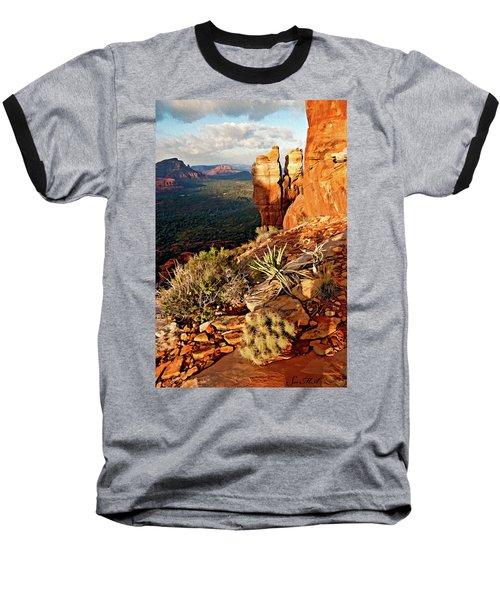 Crimson Cliffs 08-064 Baseball T-Shirt