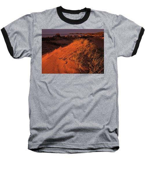 Crimson Dunes Baseball T-Shirt