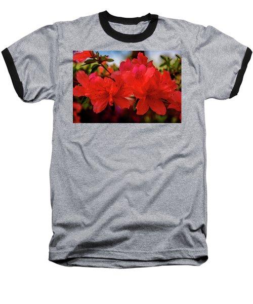 Crimson Lights Baseball T-Shirt