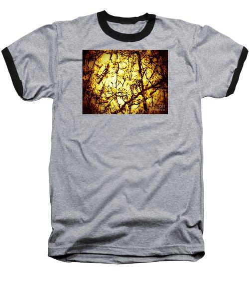Baseball T-Shirt featuring the photograph Crip L by Robin Coaker