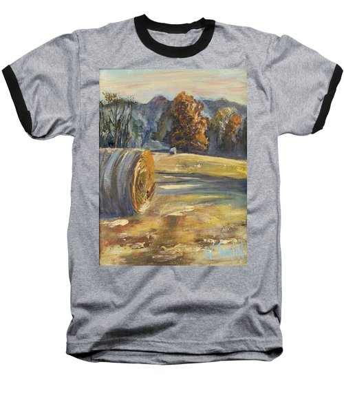 Crisp Air And Sunset Kisses Baseball T-Shirt