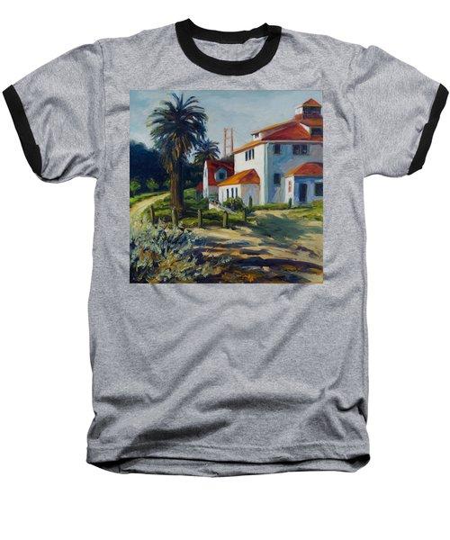 Crissy Field Baseball T-Shirt by Rick Nederlof