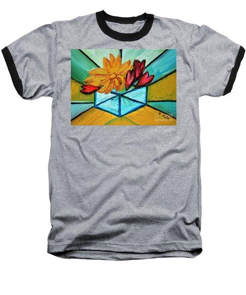 Cubes Baseball T-Shirt