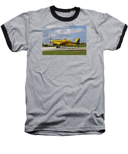 Crop Duster Baseball T-Shirt