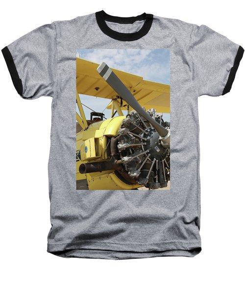 Crop Duster Baseball T-Shirt