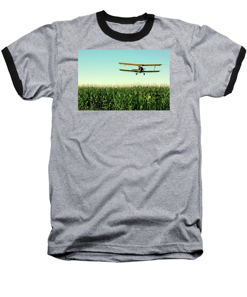 Crops Dusted Baseball T-Shirt