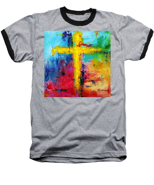 Cross 7 Baseball T-Shirt