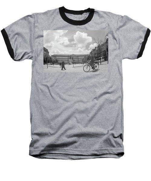 Cross Look Baseball T-Shirt