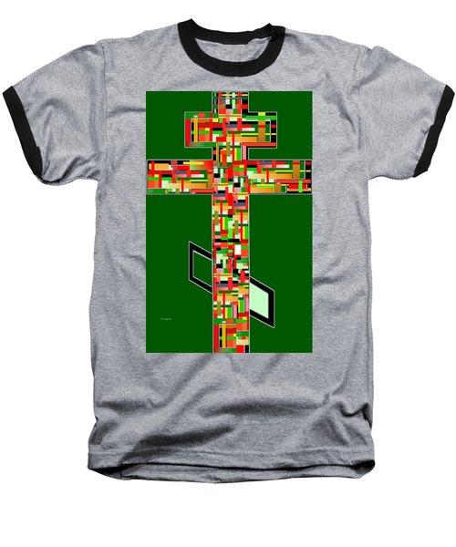 Cross No.2 Baseball T-Shirt