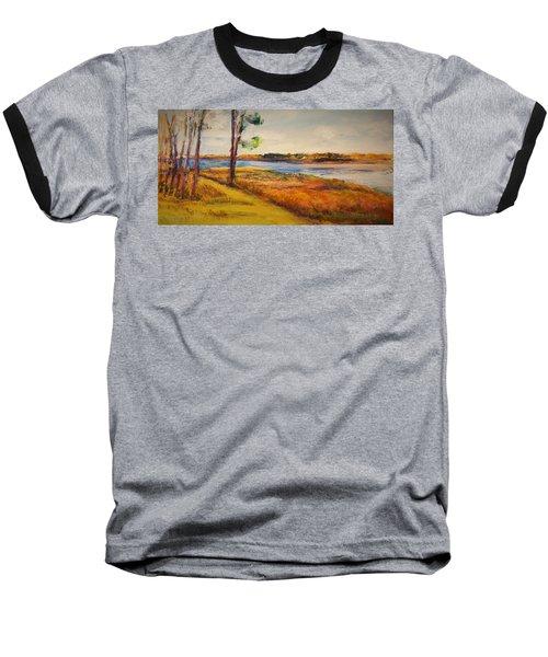 Cross Ranch State Park Baseball T-Shirt