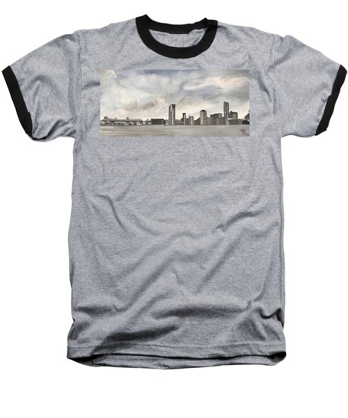 'cross The Mersey Baseball T-Shirt