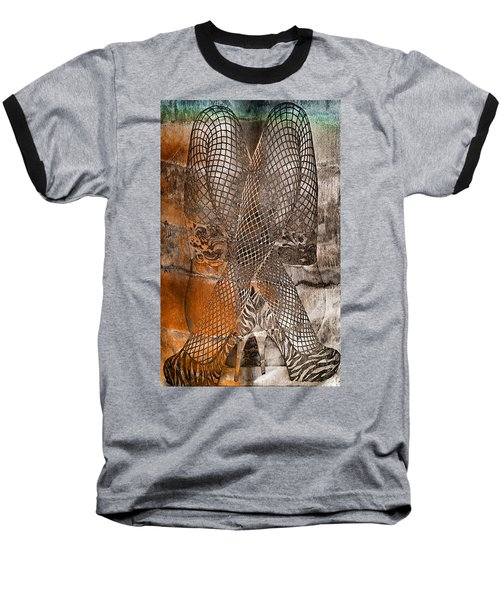Cross Walk Baseball T-Shirt