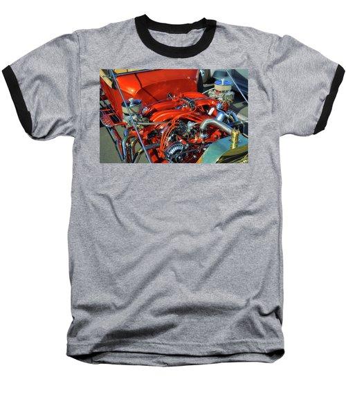 Crossflow Baseball T-Shirt