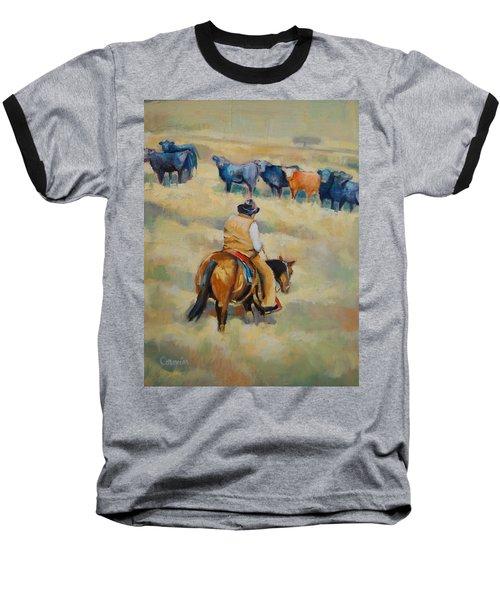 Crossing Baseball T-Shirt