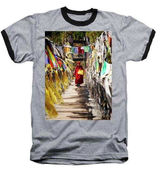 Crossing Over Baseball T-Shirt