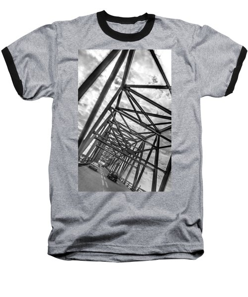 Crossing Through The Chesapeake Bay Bridge Baseball T-Shirt
