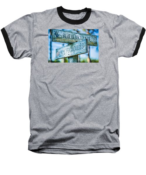 Crossroads Baseball T-Shirt