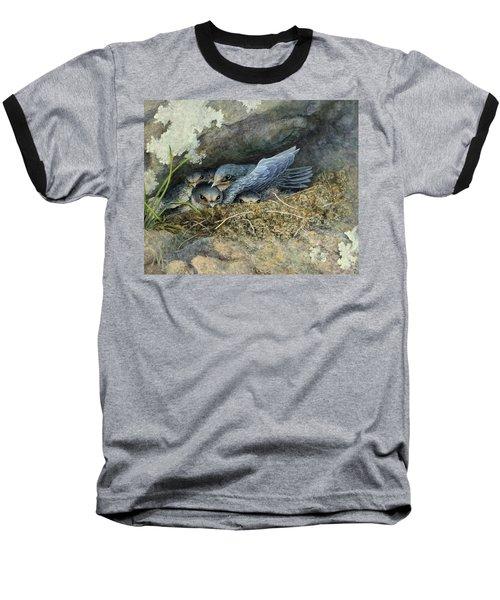 Crowded House Baseball T-Shirt