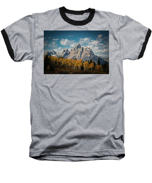 Crown For Tetons Baseball T-Shirt