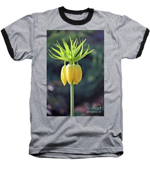 Crown Lily Baseball T-Shirt