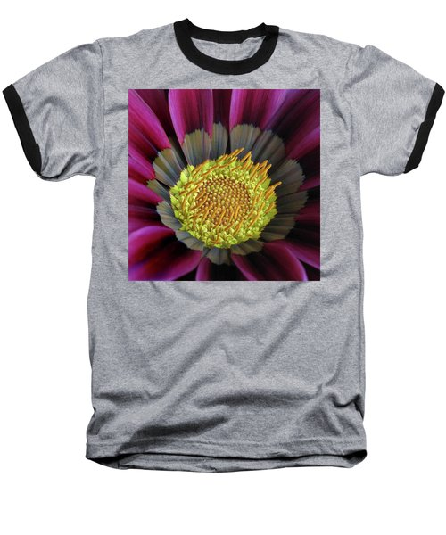 Baseball T-Shirt featuring the photograph Crown Of Pollen by David and Carol Kelly