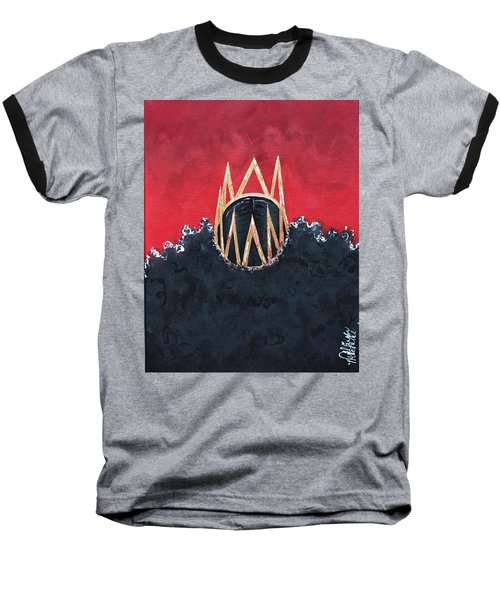 Crowned Royal Baseball T-Shirt