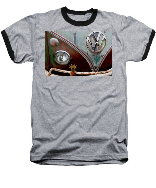 Crowned - Vw Baseball T-Shirt