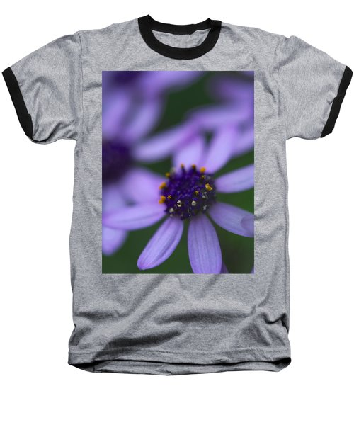 Crowned With Purple Baseball T-Shirt