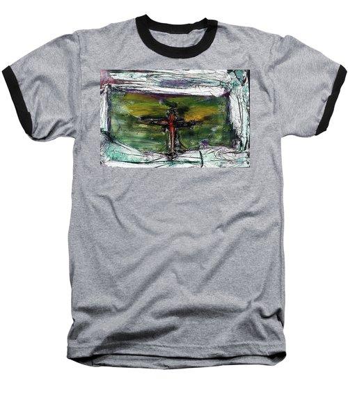 Crucifixion #3 Baseball T-Shirt
