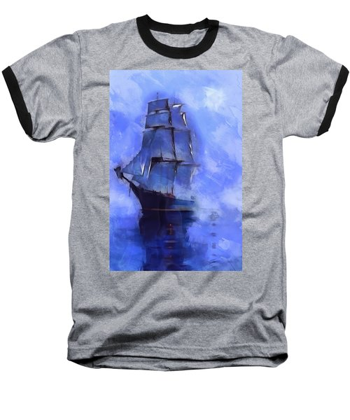 Cruising The Open Seas Baseball T-Shirt