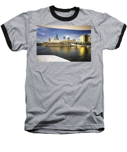 Cruising To Tampa In Hdr Baseball T-Shirt
