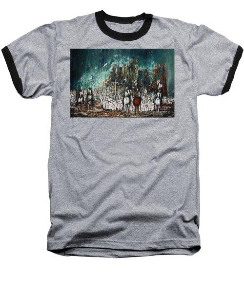 Marching Out Baseball T-Shirt