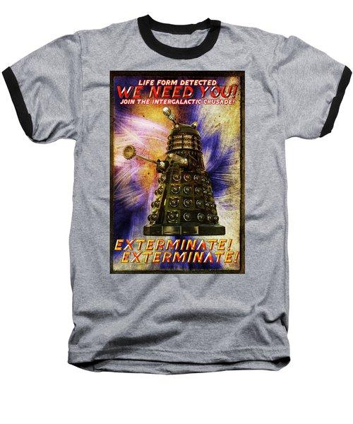 Crusade Baseball T-Shirt