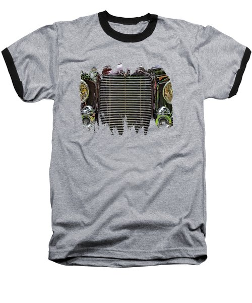 Crusin' With A 32 Desoto Baseball T-Shirt