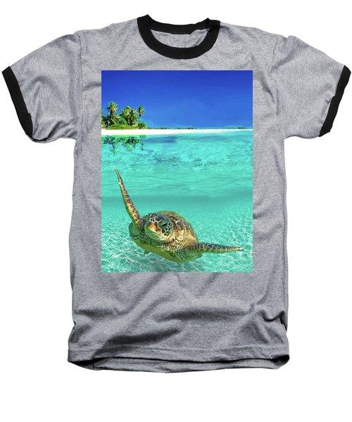 Cruzin 2of2 Baseball T-Shirt