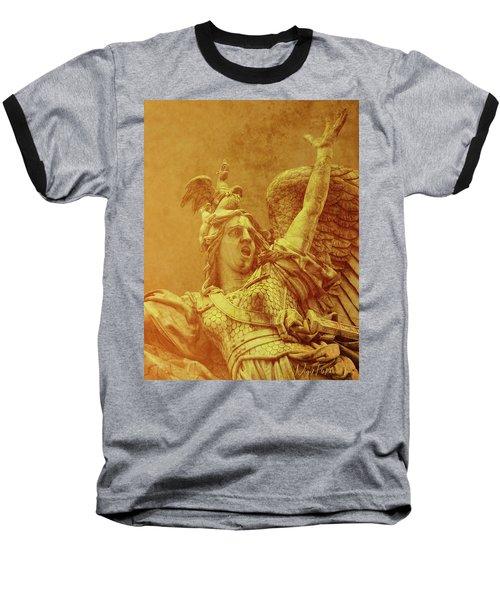 Cry Havoc Baseball T-Shirt