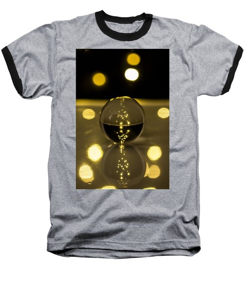 Crystal Ball Baseball T-Shirt