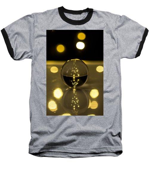 Crystal Ball Baseball T-Shirt