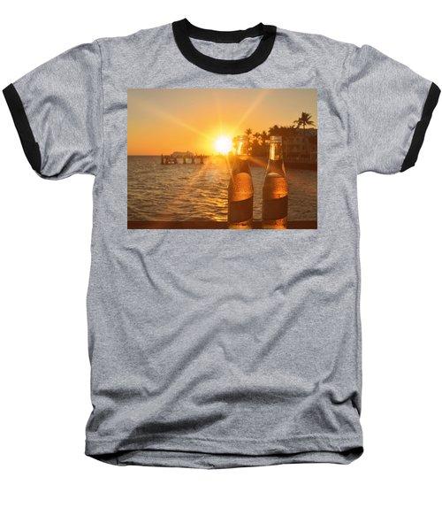 Crystal Clear Baseball T-Shirt