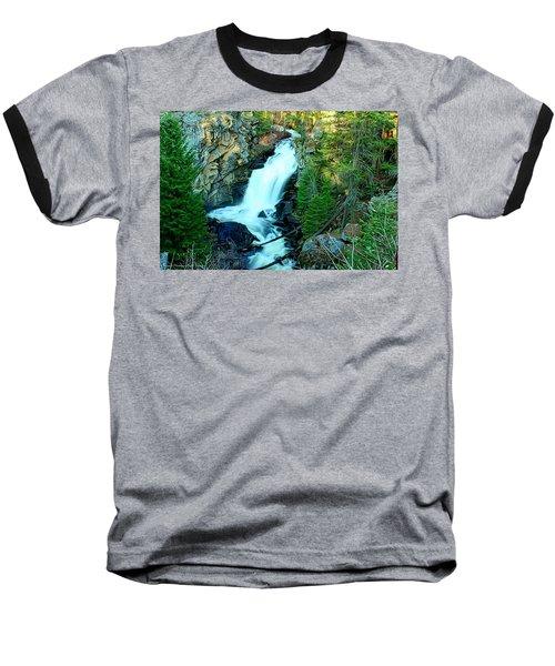Crystal Falls , Washington Baseball T-Shirt