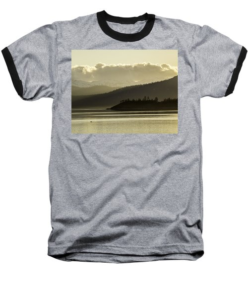 Crystal Kayak Baseball T-Shirt