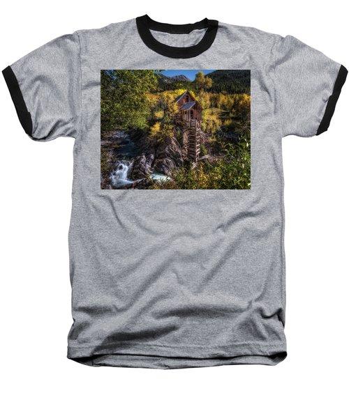 Crystal Mill Colorado Baseball T-Shirt