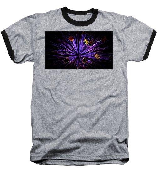 Crystal Reports Baseball T-Shirt