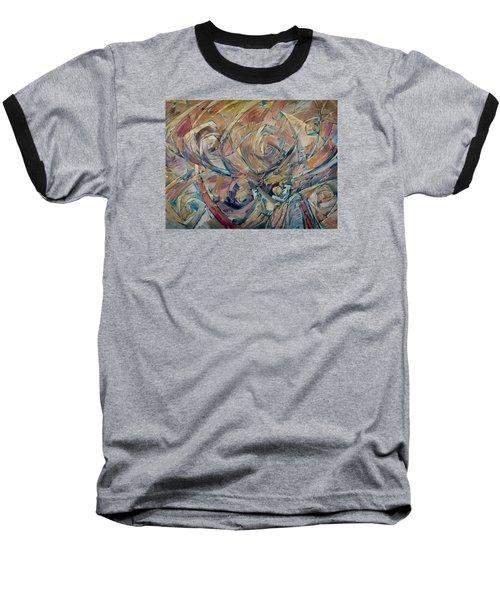Crystals Baseball T-Shirt