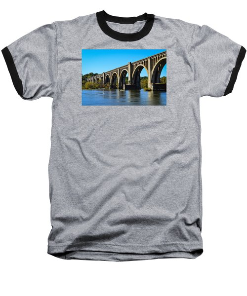 Csx A-line Bridge Baseball T-Shirt