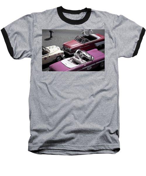 Cuba #3 Baseball T-Shirt
