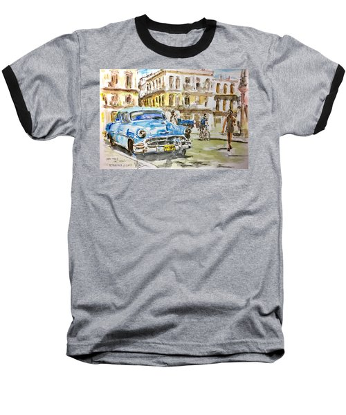 Cuba Today Or 1950 ? Baseball T-Shirt